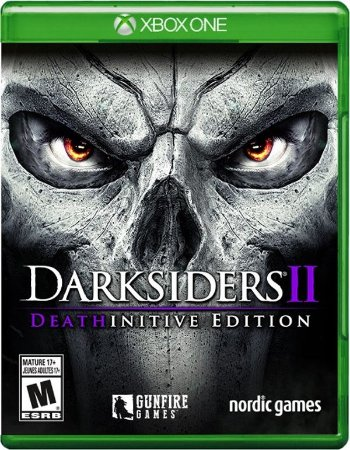 XONE Darksiders II - Deathinitive Edition