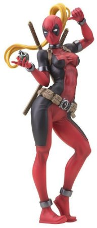 Lady DeadPool Marvel Bishoujo - Kotobukiya