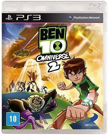 PS3 Ben 10 Omniverse 2
