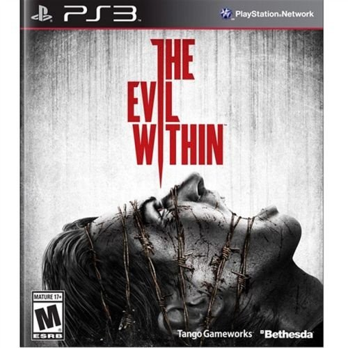 PS3 The Evil Within (usado)