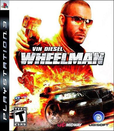 PS3 Wheelman (usado)