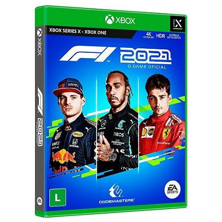 Formula 1 2021 - Xbox One/Series X