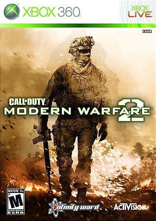 Call of Duty: Modern Warfare 2 - Xbox 360 (usado)