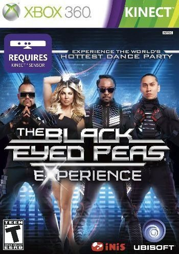 The Black Eyed Peas: Exprerience - Xbox 360