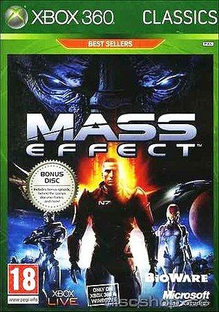 X360 Mass Effect (usado)