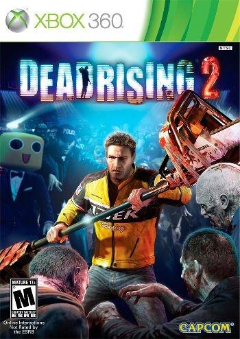 Dead Rising 2 - Xbox 360 (usado)