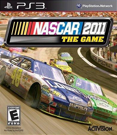 PS3 Nascar 2011 The Game (usado)