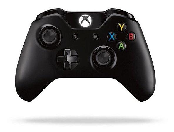 Controle Xbox One c/ Entrada P2 para Headset
