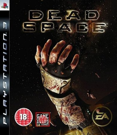 Dead Space Europeu - PS3 (usado)