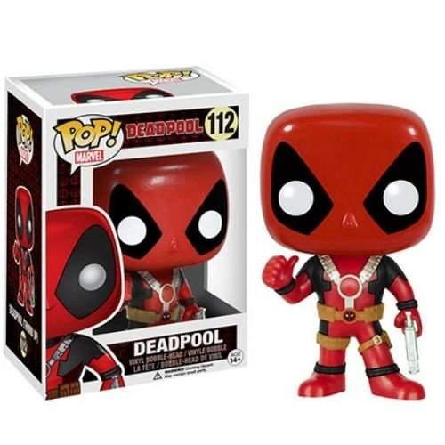 Deadpool (Thumb UP) - POP Funko