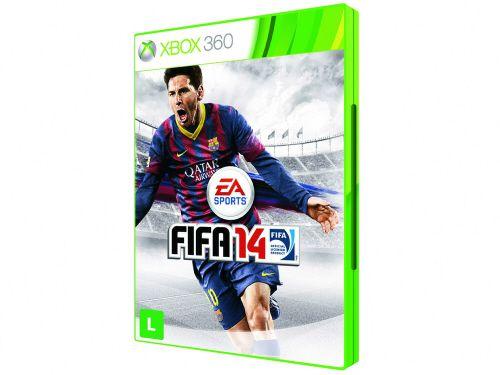 Fifa 14 - Xbox 360 (usado)