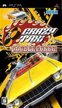 PSP Crazy Taxi - Double Punch (usado)