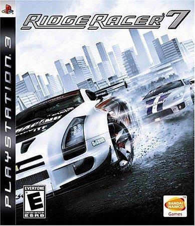 Ridge Racer 7 - PS3 (usado)