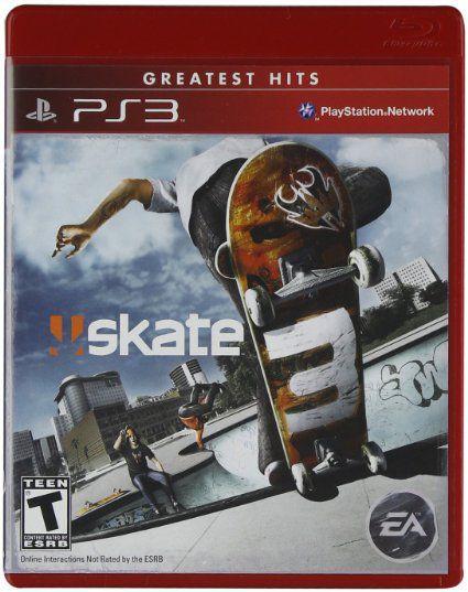 Skate 3 Hits - PS3 (usado)