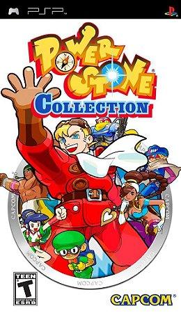 PSP Power Stone Collection (usado)