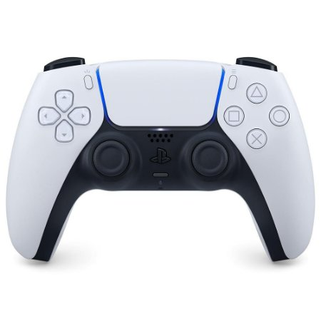 Controle DualSense PS5 Branco Sem Fio CFI-ZCT1W