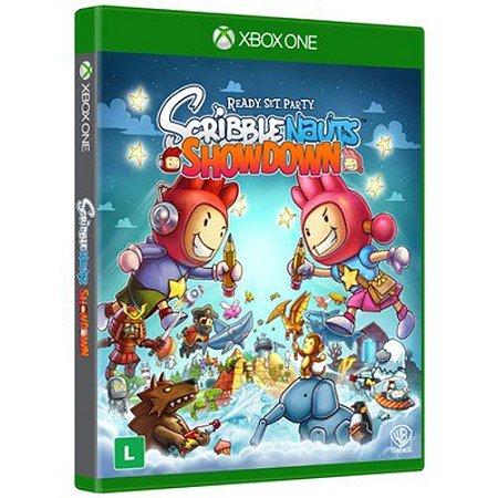 Scribblenauts: showdown - Xbox One (usado)
