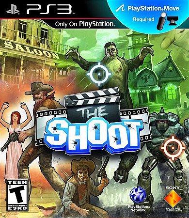 The Shoot - PS3 (usado)