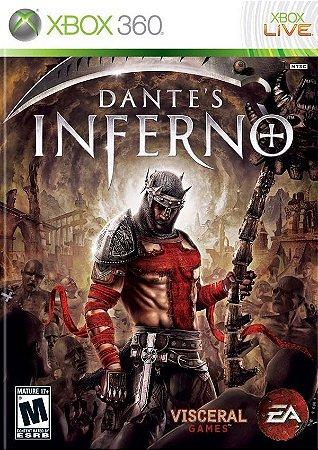 Dante´s Inferno - Xbox 360 (usado)