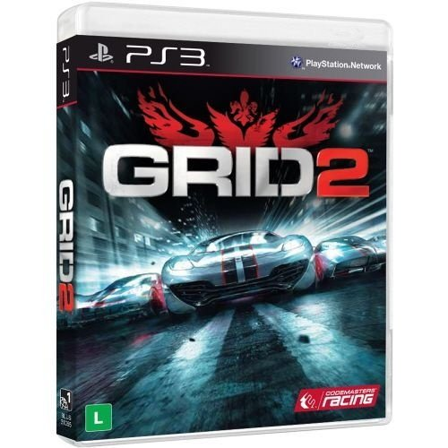PS3 Grid 2 (usado)