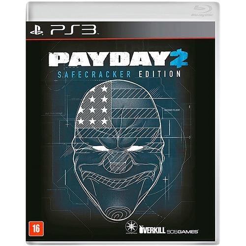PayDay 2: Safecracker Edition - PS3 (usado)