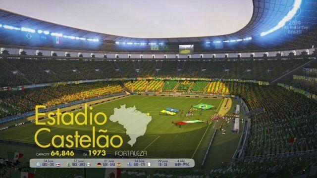 COPA DO MUNDO FIFA BRASIL 2014 USADO (X360)