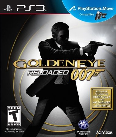 007 Goldeneye: Reloaded - PS3 (usado)