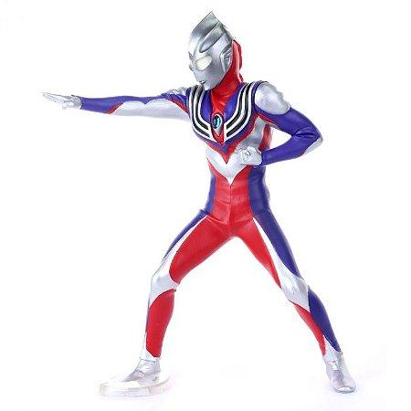 Ultraman: Tiga Blast Brave Statue - Banpresto Bandai