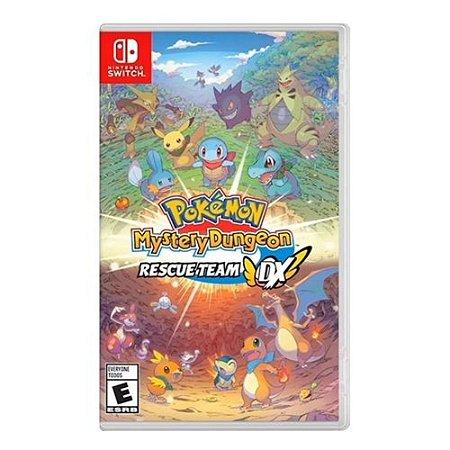 Pokemon Mystery Dungeon: Rescue Team DX - Switch