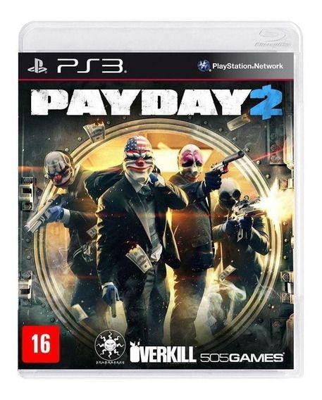 Payday 2 - PS3 (usado)