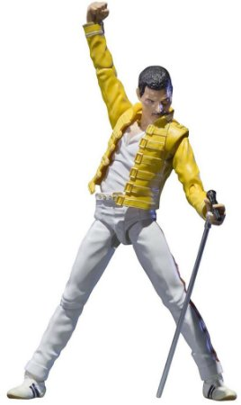 Freddie Mercury - S.H.Figuarts Bandai