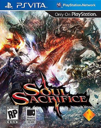 PSV Soul Sacrifice (usado)