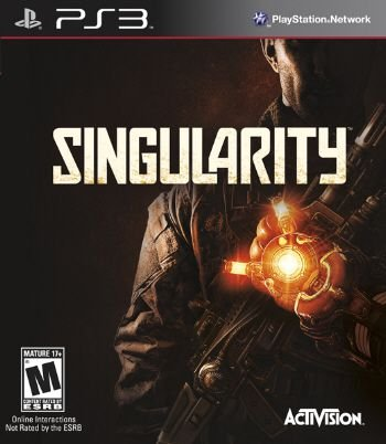 PS4 Singularity (usado)