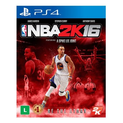 NBA 2K16 - PS4 (usado)
