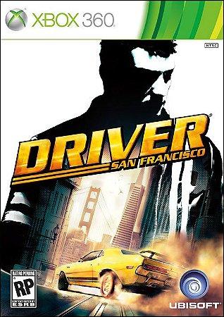 Driver San Francisco - Xbox 360 (usado)