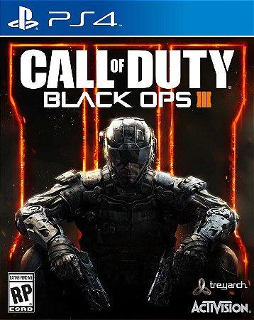 Call of Duty: Black Ops 3 - PS4 (usado)