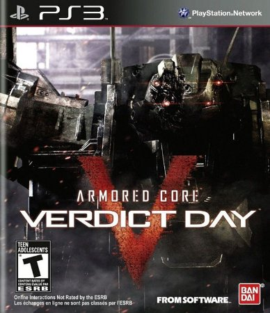 Armored Core: Verdict Day - PS3