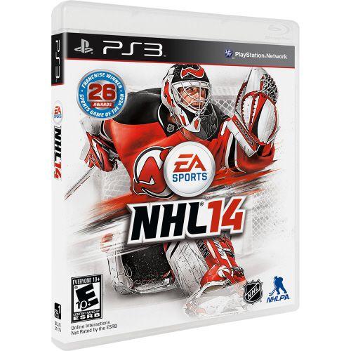 PS3 NHL 14 (usado)