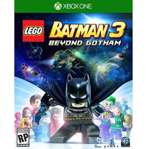 Lego Batman 3: Beyond Gotham - Xbox One (usado)