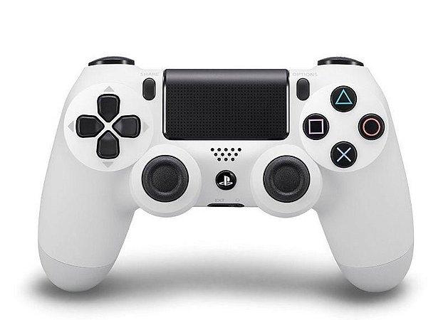 Controle PS4 Dualshock 4 Branco Glacial CUH-ZCT2U