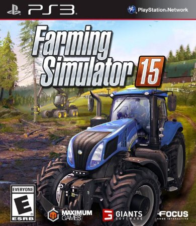 PS3 Farming Simulator 15 (usado)