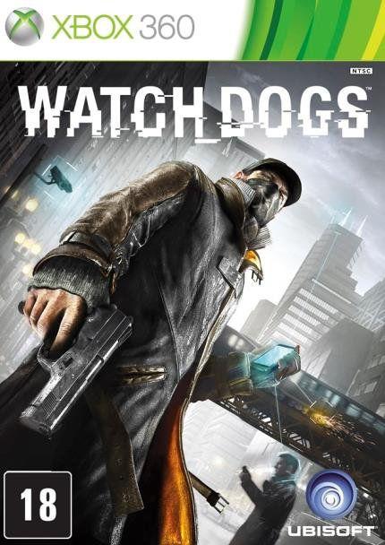 Watch Dogs - Xbox 360 (usado)