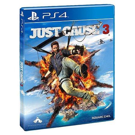 Just Cause 3 - PS4 (usado)