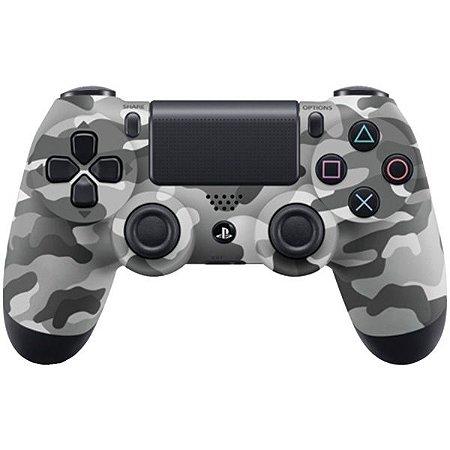 Controle PS4 DualShock 4 Camuflado