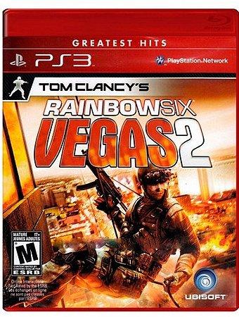 Rainbow Six Vegas 2 - PS3 (usado)