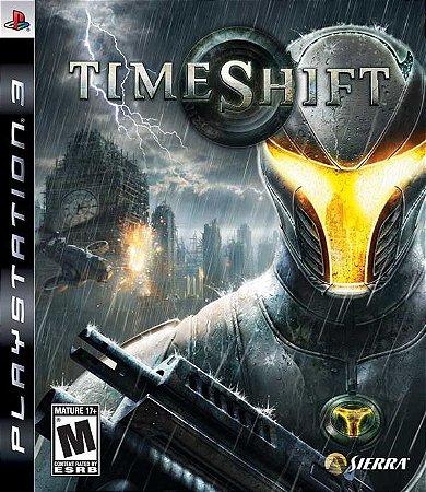 TimeShift - PS3 (usado)