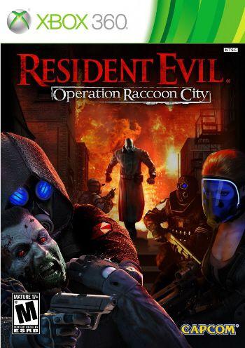 Resident Evil: Operation Raccoon City - Xbox 360 (usado)