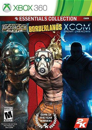 2K Essentials Collection - Xbox 360 (usado)