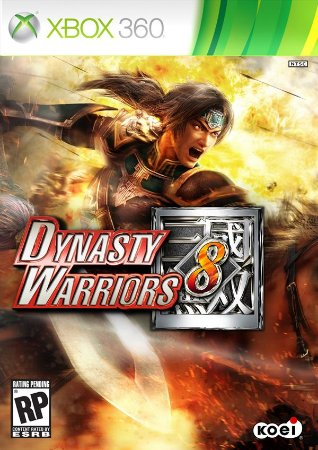 X360 Dynasty Warriors 8