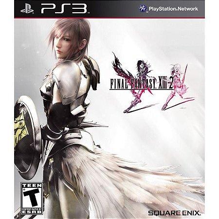 Final Fantasy XIII-2 - PS3